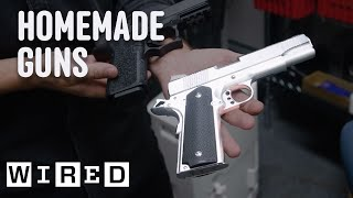 DIY Guns: The Legal Win That Makes it Easier Than Ever to Make Guns | WIRED