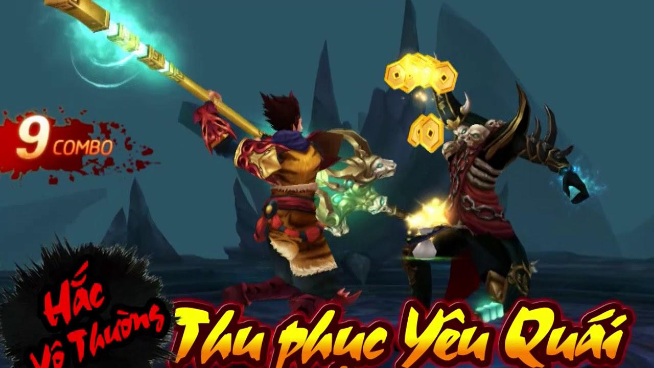 Chơi Wukong – Ngộ Không Kỳ Truyện on PC 2