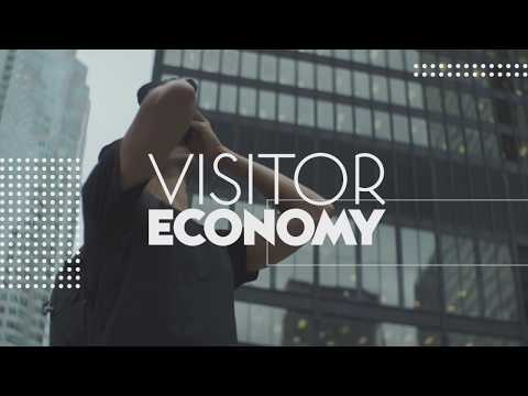 VIDEO: Tourism Toronto and the Toronto Region Board of Trade announce the economic impact of visitors to Toronto, showcasing how the visitor economy is a powerful economic engine.
