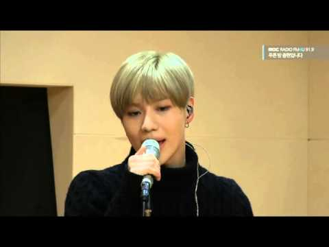 160223 Blue Night Taemin -Press Your Number (live)