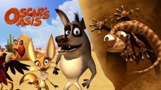 ᴴᴰNEW➤3D Animation Oscar' Oasis Momma Croc Verry Fun