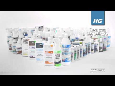 HG productrange