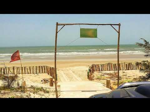 Le Papayer Ecolodge Hotel in Cap Skirring Casamance Senegal