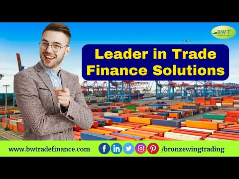 Bronze Wing Trading LLC - Leader in Trade Finance Solutions