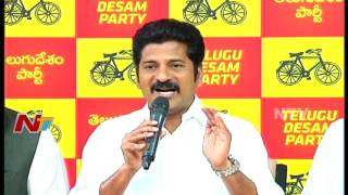 Drugs case: Revanth Reddy Fires on KCR and TRS Govt..