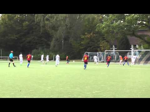 TuS Berne - FC Bergedorf 85 (U17 B-Jugend, Verbandsliga) - Spielszenen | ELBKICK.TV präsentiert von HAKA - Lackierzentrum