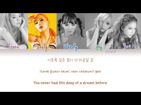 Red Velvet - Russian Roulette (Color Coded Han Rom Eng Lyrics)   by Yankat