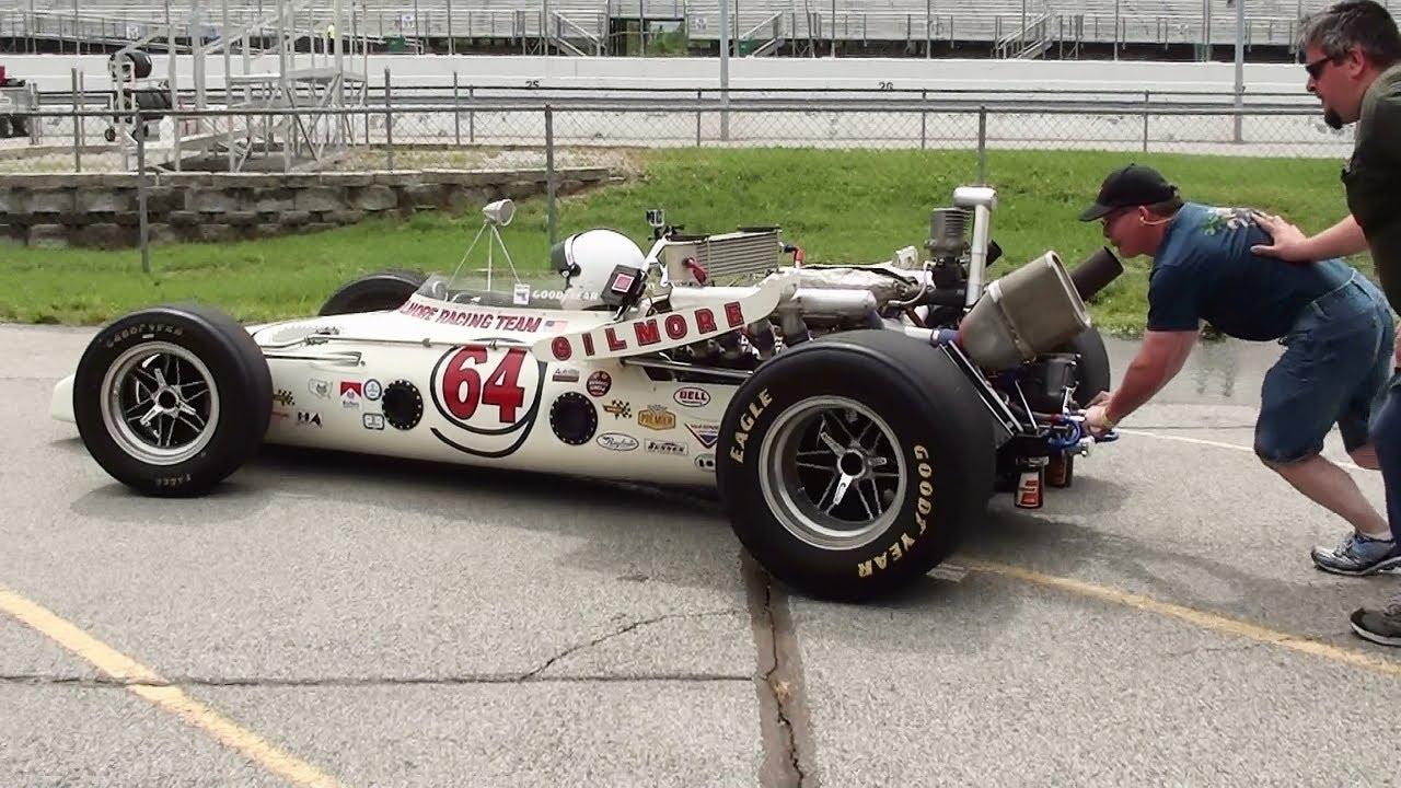 Vintage Indy Car 52