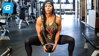 Ashley Horner's Stronger-Legs Workout - Bodybuilding.com