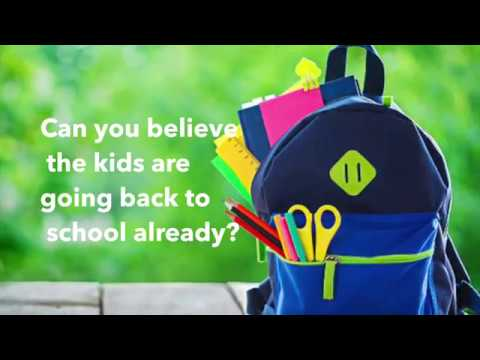 Can you believe the kids are going back to school already?  Yep, it's that time of the year! And to make it a little easier, USAGov has 3 resources to help get the school year started.