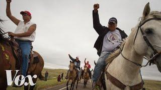 The fight over the Dakota Access Pipeline, explained