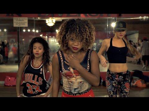 Nicki Minaj - Trini Dem Girls - Choreography by Tricia Miranda - (ft Aidan Prince) @timmilgram
