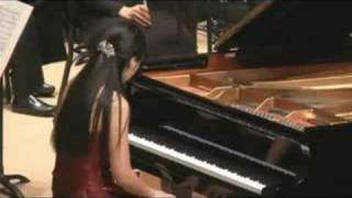 Pianist Ruby Chou plays Rachmaninoff Concerto
