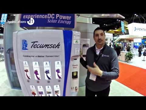 Interview with Anthony Carstensen, Tecumseh, at the AHR Expo 2015