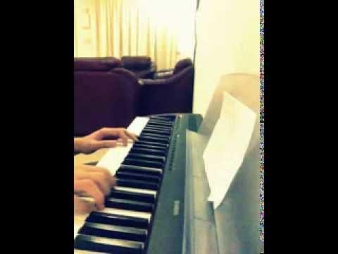 陈妍希 sorry piano cover 钢琴