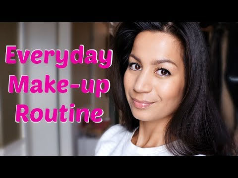 Everyday Make-up Routine - Smashpipe Style