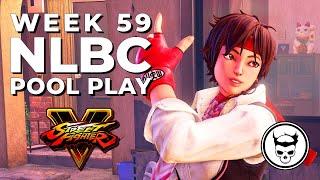 Street Fighter V Tournament - Pool Play @ NLBC Online Edition #59