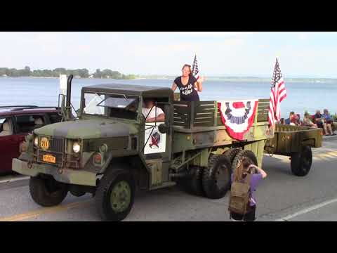 Rouses Point Parade  6-27-21