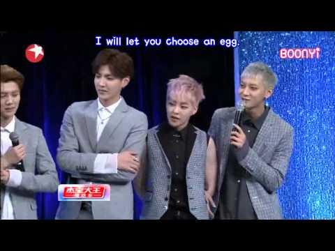 EXO M - 140504 娱乐星天地 Entertainment Star World (eng subbed)