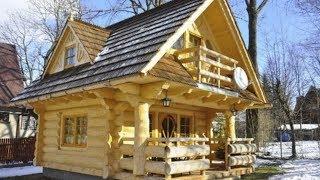 Ova prelijepa drvena kuća ima samo 27m², ali unutrašnjost je kao iz BAJKE!