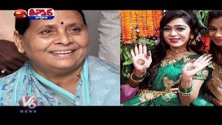 Rabri Devi dragged Me by the hair, alleges daughter-in-law..