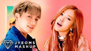 BTS & BLACKPINK - DNA X 휘파람 WHISTLE (MASHUP)