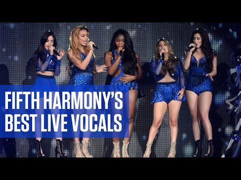 Fifth Harmony's Best Live Vocals