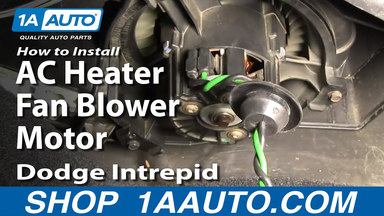 fuse box in chrysler 300m how to install repair replace ac heater fan blower motor  how to install repair replace ac heater fan blower motor