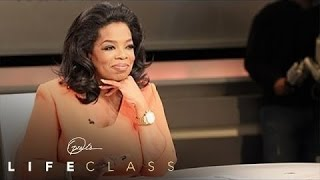 The Truth Sets Oprah and an Audience Member Free | Oprah's Life Class | Oprah Winfrey Network
