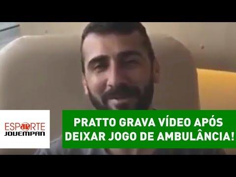 Pratto recebe alta e já se reapresenta ao São Paulo na quarta