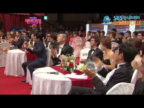 [씨스타&씨스터즈] 2012 SBS 연예대상 축하공연