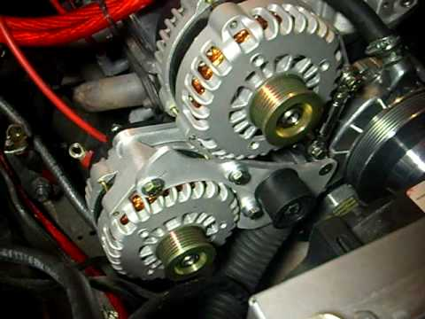 1st 1994 Suburban With 4 Ad244 Alternator In The World P 2