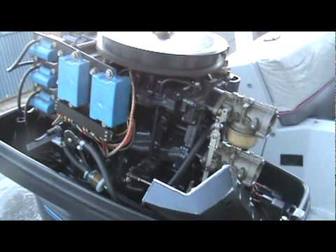 force outboard 85hp youtube. Black Bedroom Furniture Sets. Home Design Ideas
