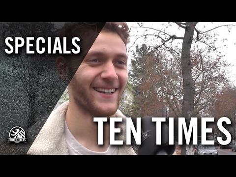 Ten Times mit Luis Zwick (Dundee United FC) | SPREEKICK.TV