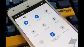 android P theme for samsung احصل على واجهة اندرويد p -