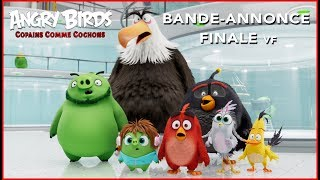 Angry birds : copains comme cochons :  bande-annonce VF