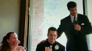 Best man speech fail!!