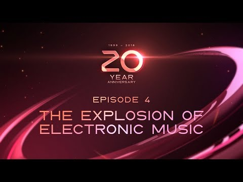 20 Years of Ultra - Episode 4: The Explosion of Electronic Music