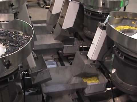 6 Counter Kit Line with Sharp Max Plus Bagger