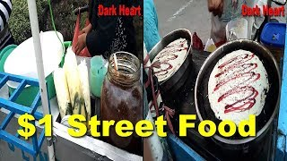 $1 Street Food Around The World (Indonesia)
