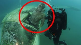 7 Most Chilling Things Ever Found By Deep Sea Divers!