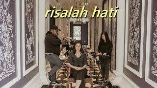 Dewa 19 - Risalah Hati (eclat acoustic cover ft. Ius & Denise)