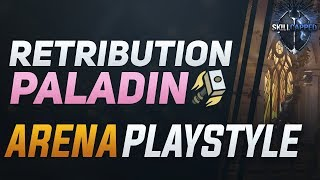 Retribution Paladin BfA 8.0 3v3 Arena Guide - Best Comps, PvP Talents, Azerite Traits and Playstyle