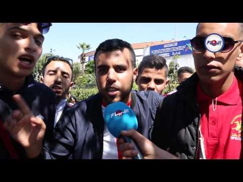 جماهير حسنية أكادير تطالب برحيل المكتب المسير