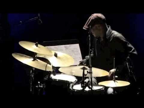 Donald Edwards Drum Solo-Tel Aviv Jazzfest! online metal music video by DONALD EDWARDS