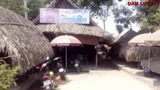 Cafe chòi Sung Sướng ở Bình Phước không vào phí cả đời trai