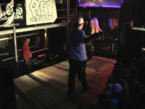 Карандаш - Интро - Новый Год От RAP Recordz 2006