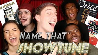 Lesser Known BROADWAY Songs - Mystery Solo | Thomas Sanders