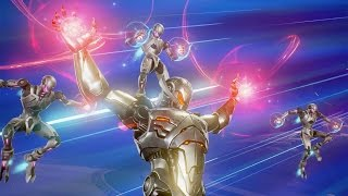 Marvel vs. Capcom: Infinite - Játékmenet Trailer #2