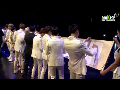 [Vietsub] 140904 AIMA MIX Bicycle Fanmeeting EXO Cut [EXO Team]